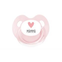 CIUCCIO  Cuore mamma - Colore rosa