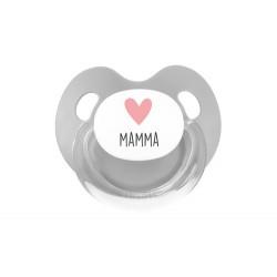 CIUCCIO Cuore mamma -  Colore grigio