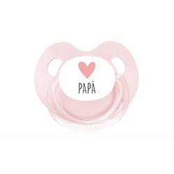 CIUCCIO Cuore papà - Colore rosa