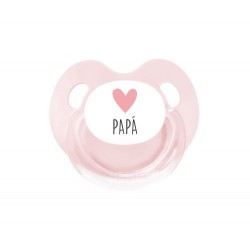 CIUCCIO Cuore papà - rosa