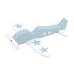 Aeroplanino Grey Personalizzabile