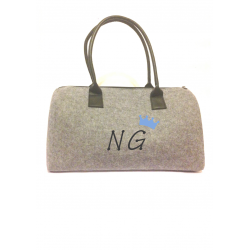 Mommy Bag - Queen Blu Personalizzabile