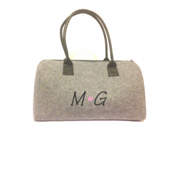 Mommy Bag * Star Pink Personalizzabile