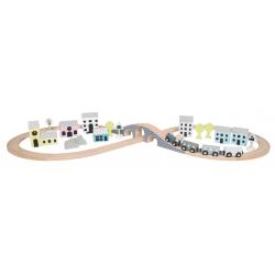Gioco della ferrovia personalizzabile