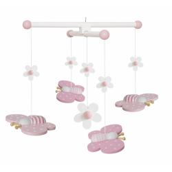 Giostrina Farfalle Personalizzabile