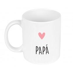 Tazza in Ceramica - Cuore Papà