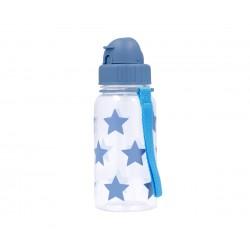 Borraccia Stelle Blu Cobalto Personalizzata