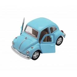 Automobilina Volkswagen celeste