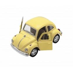 Automobilina Volkswagen gialla