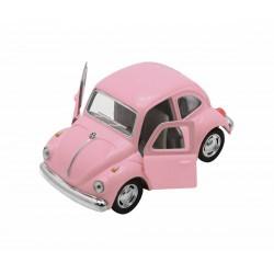 Automobilina Volkswagen rosa