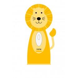 Porta-Dispenser Gel Igienizzante Bimbi - Leone