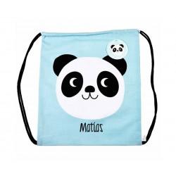 Sacca Personalizzata Panda
