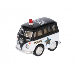 Mini Furgoncino Volkswagen Polizia