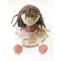 Bambola Piccola Brook Personalizzata - 25 cm