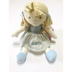 Bambola Piccola Neva Personalizzata - 25 cm