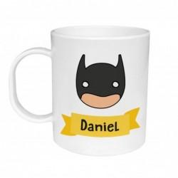 Tazza di plastica Personalizzata - Batman