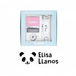 Timbro  personalizzato - Panda