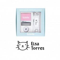Timbro  personalizzato - Gatto