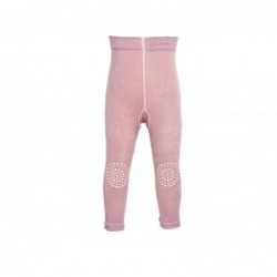 2 leggins gattoni - rosa vintage