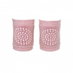 4 paia di ginocchiere gattoni - rosa vintage