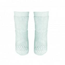 3 paia di calze anti-scivolo - menta