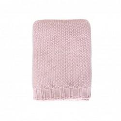 Copertina tricot Personalizzabile - rosa