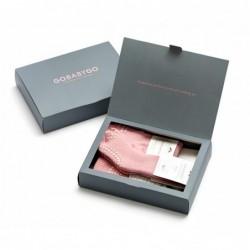 Pak ginocchiere+calze+calzamaglia - rosa polvere